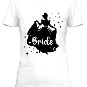 Bride Hercegnő lánybúcsú – Női póló