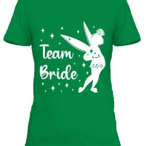 Team Bride Csingiling lánybúcsú – Női póló