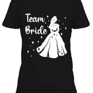 Team Bride Királynő lánybúcsú – Női póló