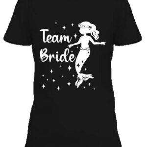Team Bride Sellő lánybúcsú – Női póló