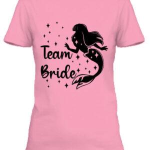 Team Bride Szirén lánybúcsú – Női póló
