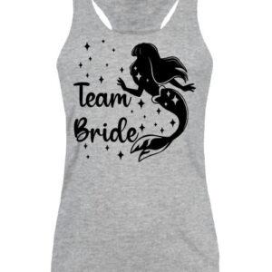Team Bride Szirén lánybúcsú – Női ujjatlan póló