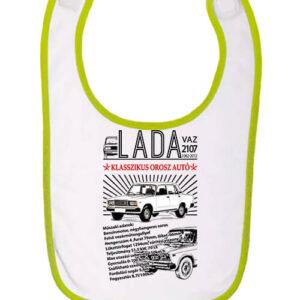 Lada 2107 – Baba előke