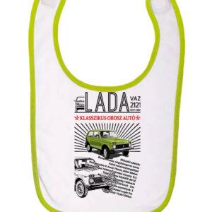 Lada Niva – Baba előke