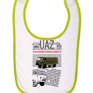 UAZ 452 katonai – Baba előke