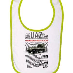 UAZ 469 – Baba előke