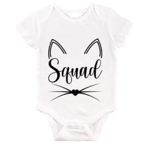 Cica squad – Baby Body