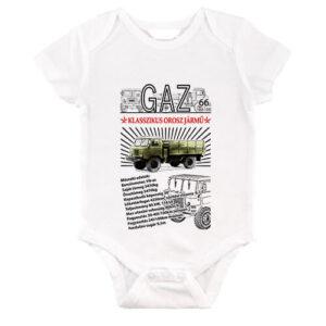 GAZ 66 – Baby Body