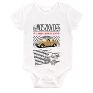 Moszkvics 408 – Baby Body
