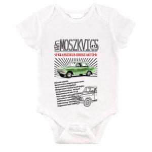 Moszkvics 412 – Baby Body