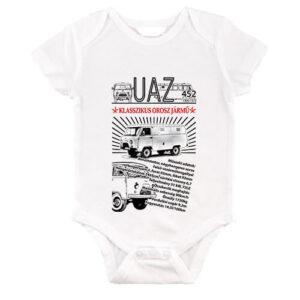 UAZ 452 – Baby Body