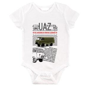 UAZ 452 katonai – Baby Body