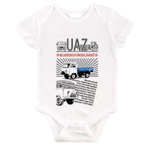 UAZ 452D – Baby Body