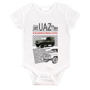 UAZ 469 – Baby Body