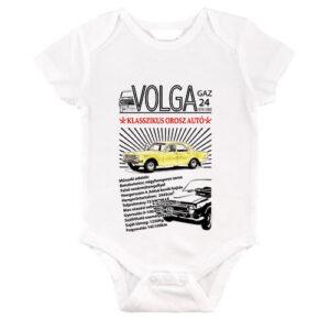 Volga M24 – Baby Body