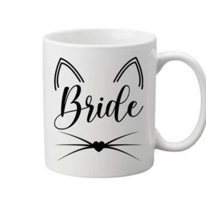 Cica bride – Bögre