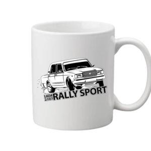 Rally Lada – Bögre