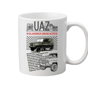 UAZ 469 – Bögre