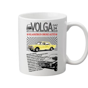 Volga M24 – Bögre