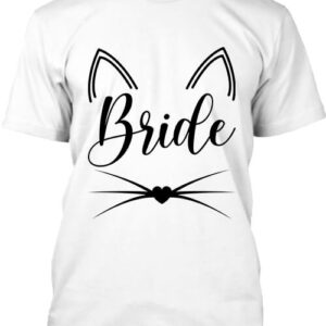 Cica bride – Férfi póló