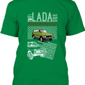 Lada Niva – Férfi póló