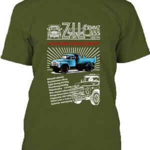 ZIL MMZ 555 – Férfi póló