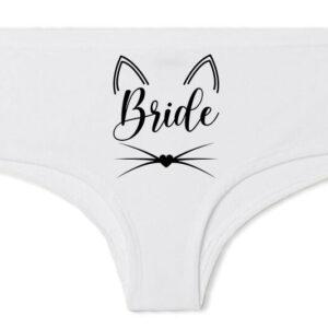 Cica bride – Francia bugyi