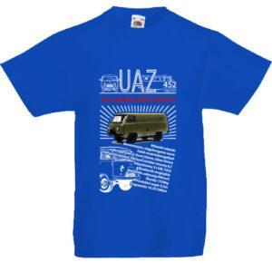 UAZ 452 katonai- Gyerek póló