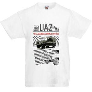 UAZ 469- Gyerek póló