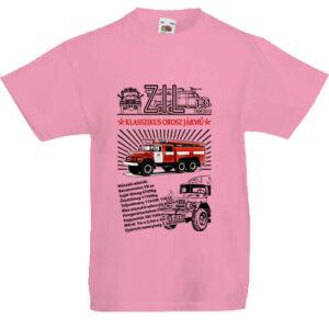 ZIL 131 tűzoltó- Gyerek póló