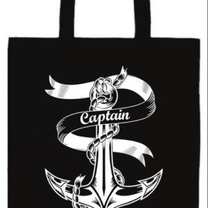 Captain Vasmacska- Prémium hosszú fülű táska