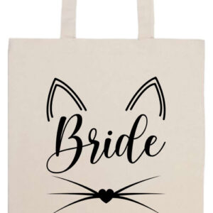 Cica bride- Basic hosszú fülű táska