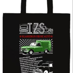Izs 2715- Basic hosszú fülű táska