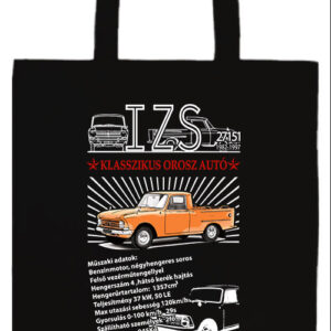 Izs 2715 pick up- Basic hosszú fülű táska