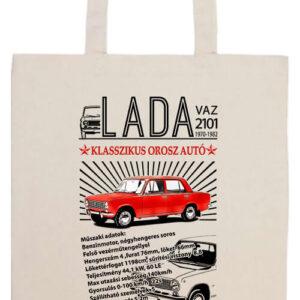 Lada 2101- Basic hosszú fülű táska