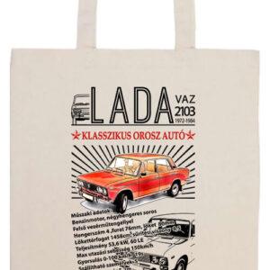 Lada 2103- Basic hosszú fülű táska