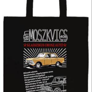 Moszkvics 408- Basic hosszú fülű táska
