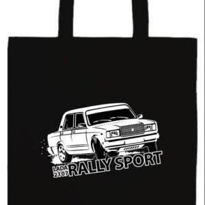 Rally Lada- Prémium hosszú fülű táska