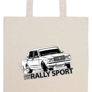 Rally Lada- Basic hosszú fülű táska