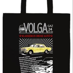 Volga M24- Basic hosszú fülű táska