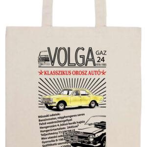 Volga M24- Prémium hosszú fülű táska
