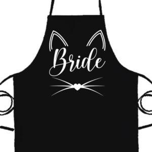 Cica bride- Prémium kötény