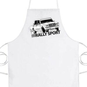 Rally Lada- Basic kötény