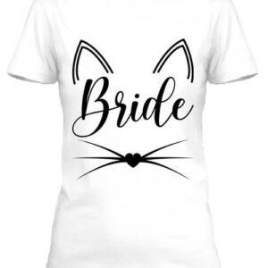 Cica bride – Női póló