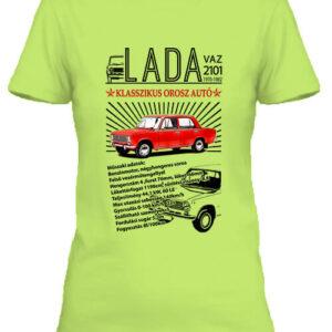 Lada 2101 – Női póló