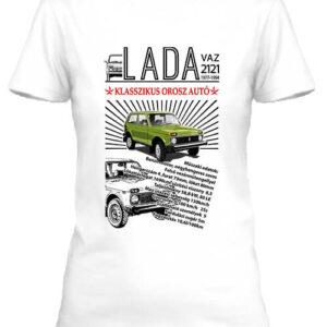 Lada Niva – Női póló