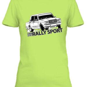 Rally Lada – Női póló