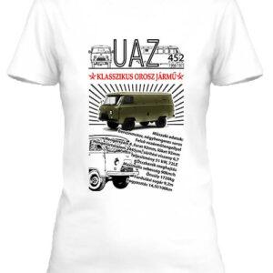 UAZ 452 katonai – Női póló