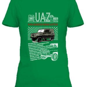UAZ 469 – Női póló