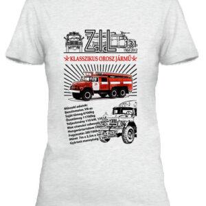 ZIL 131 tűzoltó – Női póló